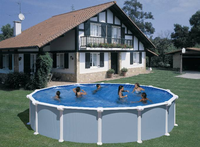 Piscine supraterane DREAM POOL 2